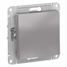 Механизм выключателя Schneider Electric AtlasDesign ATN000311 одноклавишный алюминий