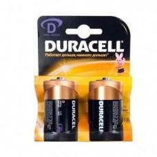 Батарейка алкалиновая Duracell Basic D LR20 Bl-2 2 шт