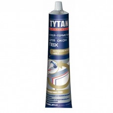 Клей-герметик Tytan Professional для окон ПВХ белый 200 г