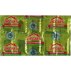 ARGUS Пластины от комаров без запаха (10шт.)