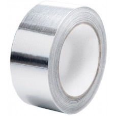Лента алюминиевая клейкая 50мм х 50м