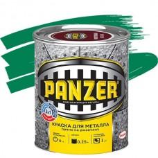 Panzer гладкая зеленая 0,25 л