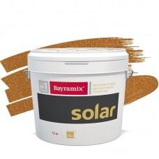 Покрытие декоративное Bayramix Solar S234 янтарное 15 кг