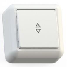 Кунцево-Электро Оптима А610-385 одноклавишный белый
