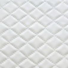 Декоративная панель МДФ Deco Ромбо 20 белый 301 2800х640 мм