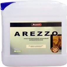 Грунтовка пропиточная акриловая Аквест Arezzo 5кг