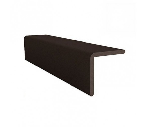 Угол декоративный Savewood темно-коричневый 4 м