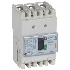 Автоматический выключатель Legrand DPX3 160 420045 3P 100A 25 кА