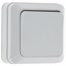 Выключатель EKF Рим ENV10-021-10 одноклавишный белый