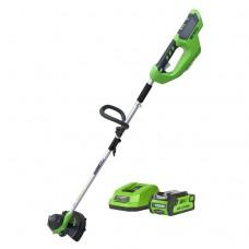 Триммер аккумуляторный Greenworks G40LTK2