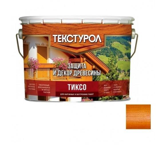 Средство для защиты древесины Текстурол Тиксо Черешня 10 л