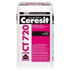 Ceresit CT 720 Visage с фактурой дерева белая 25 кг