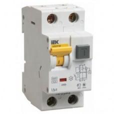 Автоматический выключатель дифференциального тока IEK АВДТ32 С6 30мА