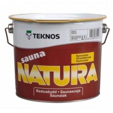 Teknos Sauna Natura 9 л