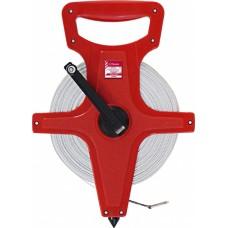Рулетка геодезическая Стандарт 20м*13мм фибергласовая лента