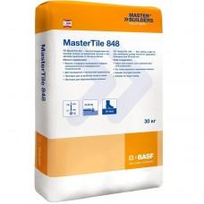 Стяжка пола BASF MasterTile 848 быстротвердеющая 30 кг