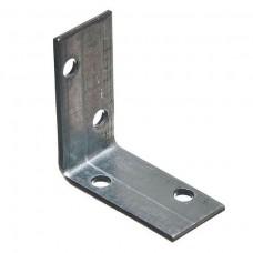 Крепежный уголок равносторонний Kur 40х40х20 мм