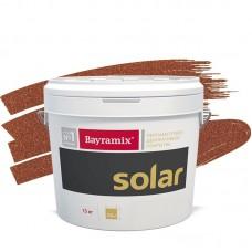 Покрытие декоративное Bayramix Solar S227 Коралл 15 кг