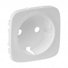 Лицевая панель для розетки Legrand Valena Allure 755209 одноместная жемчуг