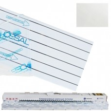 Cesal S-150 2,5х1 м 3306 белый матовый