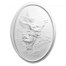 Декоративное панно из полиуретана Decomaster DG 01 750х590х50 мм
