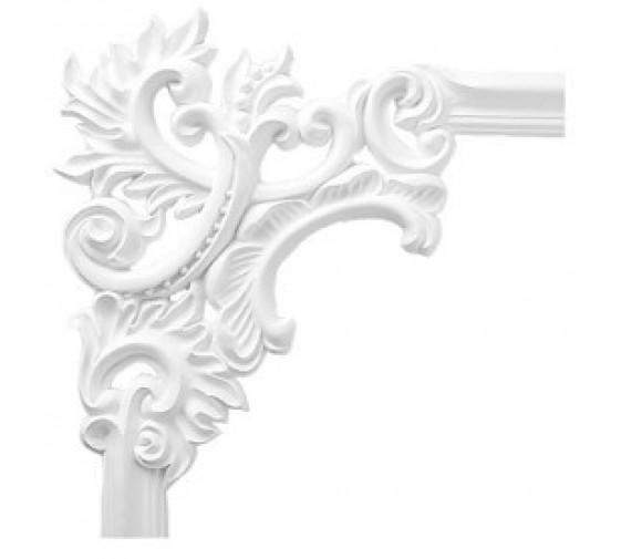 Угол декоративный для молдинга Decomaster 97803-2L 360х325х25 мм