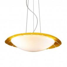 Odeon Light Zita 2753/3 желтый E14 3х13W 220V