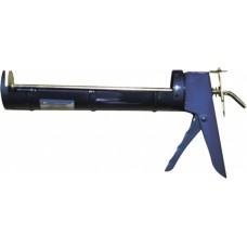 Пистолет полукорп. с зуб. штоком ф.7мм 320 мл