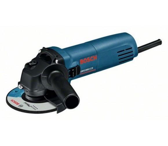 Углошлифовальная машина Bosch GWS 850 CE 0601378792
