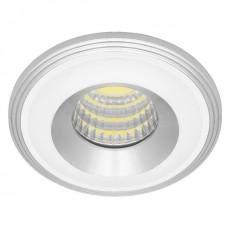 Светильник светодиодный Feron LN003 3 Вт 4000 K белый с хромом
