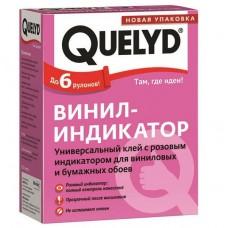 Клей обойный Quelyd Винил-Индикатор универсальный 150 г
