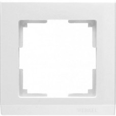 Рамка одноместная Werkel Stark WL04-Frame-01 белая