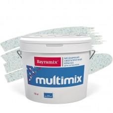 Краска мозаичная интерьерная Bayramix Мультимикс М13 10 кг
