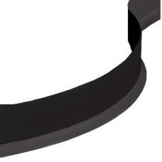 Progress Plast BTPVN-60 черный 50000х60х10 мм
