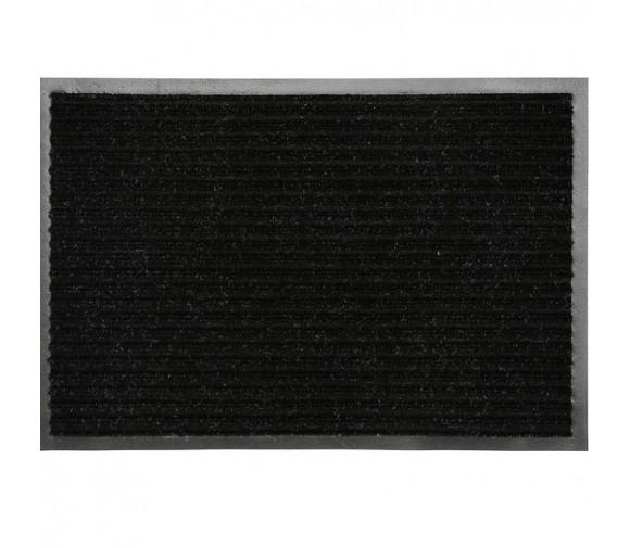 Коврик влаговпитывающий Double Stripe Doormat черный 900х1500 мм