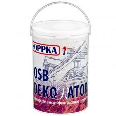 Штукатурка фасадная декоративная Soppka Dekorator 6 кг