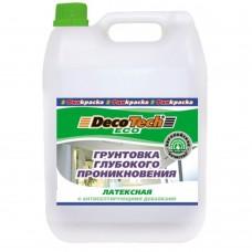 Грунтовка DecoTech Eco глубокого проникновения 10л