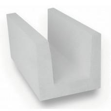 U-образный блок из ячеистого бетона Ytong D500 B 3,5 500х250х250 мм