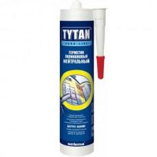 Герметик силиконовый Tytan Euro-Line нейтральный бесцветный 290 мл