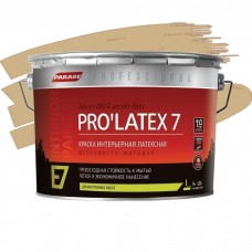 Parade Professional E7 Pro Latex7 интерьерная шелковисто-матовая основа А 30YY 47/236 9 л