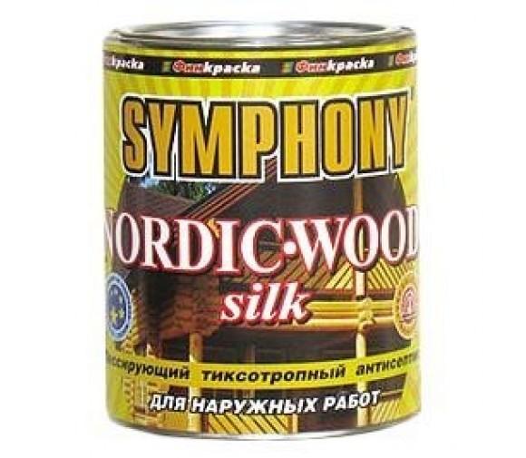 Антисептик Symphony Nordic Wood Silk 9 л
