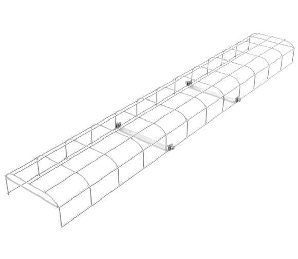 Светильник светодиодный Ledeffect Титан Школьник 1525 1000х160х65 мм
