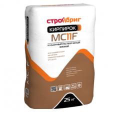 Стройбриг Кирпирок MC11 F 010 зимний белый 25 кг