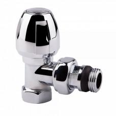 Угловой ручной вентиль простой регулировки ICMA 1116/821116AD07 1/2 дюйма