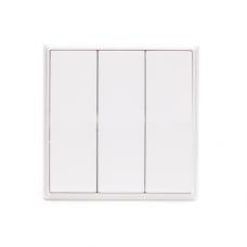 Gritt Elegance B180100W трехклавишный белый