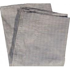 Мешок п/п серый 55*95, 60гр., 2-й класс