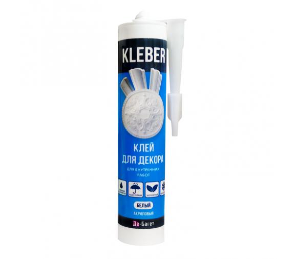 Монтажный клей для декора Де-багет Kleber 290 мл