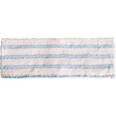 """Тряпка для швабры """"ЕвроМОП"""" из микрофибры с абразивным слоем45х15 см"""