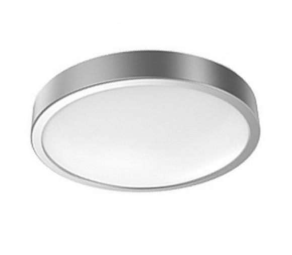 Светильник светодиодный Gauss круглый серебро LED IP20 12W 2700К