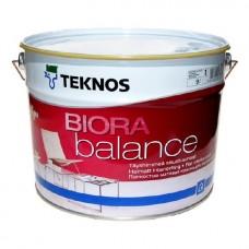 Краска Teknos Biora Balance РМ1 9 л